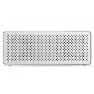 """Xiaomi """"Mi Basic 2"""", Portable Bluetooth Speaker, White, 5W (2.5Wx2) RMS, BT4.2, Rechargeable Battery: 1200mAh, Battery Life: 10 hours, Microphone, Support A2DP/AVRCP/HSP/HEP"""