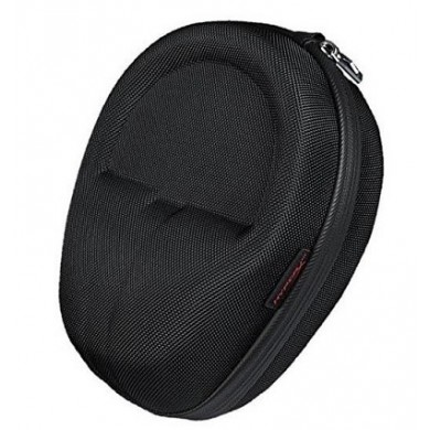HYPERX Hard Carrying case for Cloud series, Black, Reliable protection against impacts and falls, Easy and quick access to headphones
