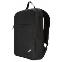 "15.6"" Lenovo ThinkPad -  Basic Backpack by Targus, Lightweight and Durable Fabric, Black."