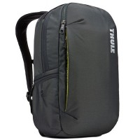 "15.6"" NB Backpack - THULE Subterra 23L, Dark Shadow, Safe-zone, 800D nylon, Dimensions: 31 x 22 x 50 cm, Weight 1 kg, Volume 23L"