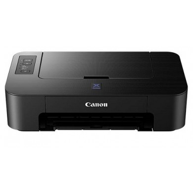 Printer Canon Pixma E204 Black,  A4, Print 4800x1200dpi_2pl, ESAT 8.0/4.0 ipm,64-275г/м2, Cassette: 60 sheets, USB 2.0, 2 x  Ink Cartridge PG-46, CL-56 (Optional PG-46XL, CL-56XL)