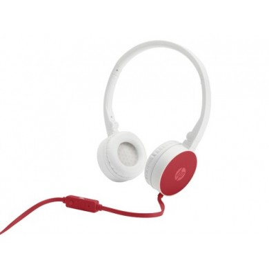 HP 2800 Stereo C Red Headset
