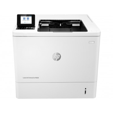 Printer HP LaserJet Enterprise M608dn, White, A4, up to 61ppm, 1200dpi, 512MB, Duplex, 6.86cm display, HP PCL 6, HP PCL 5e, HP Postscript 3, USB 2.0, Ethernet 10/100/1000T, up to 275000 pages, ePrint,CF237A (11000),CF237X(25000),CF237Y(41000)