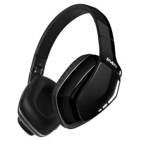 SVEN AP-B550MV, Bluetooth Headphones with microphone and LED backlight, Bluetooth v.4.1, operation time with battery up to 18 h, range up to 10 m, call acceptance, track switching control, Wired / wireless, 3.5mm (4 pin) stereo mini-jack, Black