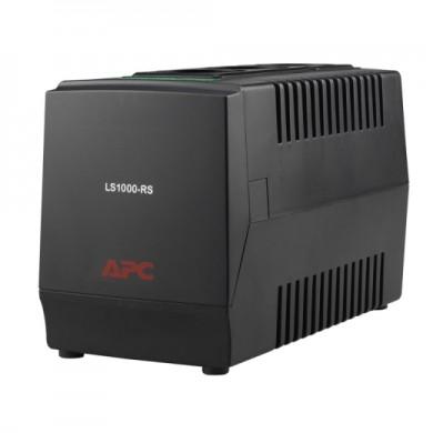 APC Line-R 1000VA  Automatic Voltage Regulator, 3 Schuko Outlets, 230V