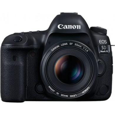 DSLR Camera CANON EOS 5D Mark IV 24-105mm F/4 L IS II USM (1483C030)