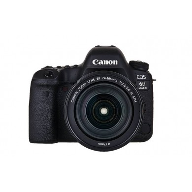 DSLR Camera CANON EOS 6D Mark II 24-105mm F/3.5-5.6 IS STM (1897C030)
