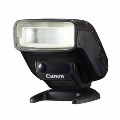 Canon Speedlite 270EX II, E-TTL / E-TTL II, Coverage 28mm & 50mm, Tilts Upward 90° (5247B003)
