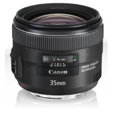 Prime Lens Canon EF 35 mm f/2.0 IS USM (5178B005)