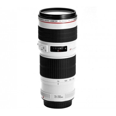Zoom Lens Canon EF 70-200 mm f/4L USM (2578A009)