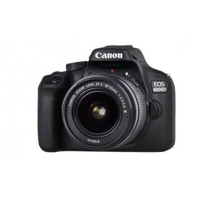 DSLR Camera CANON EOS 4000D 18-55 DC III (3011C004)