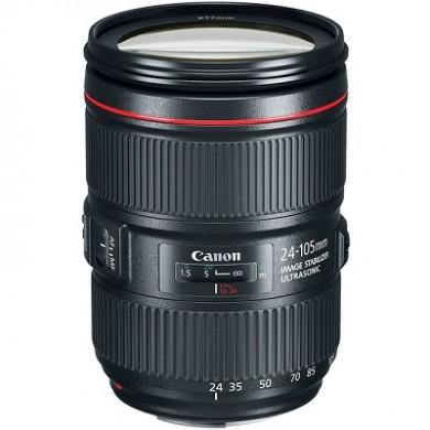 Zoom Lens Canon EF 24-105 mm f/4L IS II USM (1380C005)