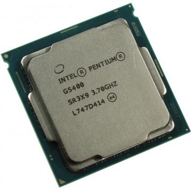 Intel® Pentium® Gold G5400, S1151, 3.7GHz (2C/4T), 4MB Cache, Intel® UHD Graphics 610, 14nm 54W, Box