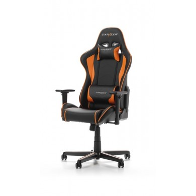 Formula Gaming DXRacer Formula GC-F08-NO-H1 / 150kg / 145-180cm / Black/Orange