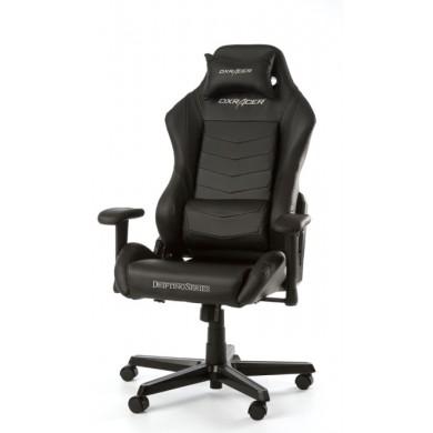 Fotoliu Gaming DXRacer Drifting GC-D166-N-M3 / 150kg / 145-175cm / Black/Black