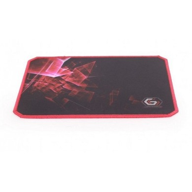 Gembird Mouse pad MP-GAMEPRO-L, Gaming, Dimensions: 400 x 450 x 3 mm, Material: natural rubber foam + fabric, Black