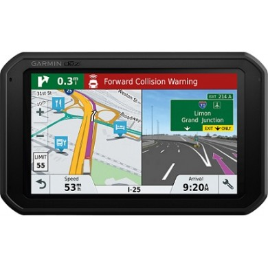 "GARMIN dezlCam 785 LMT-D Truck Navigator+DVR, Licence map Europe + Moldova, 6.95"" LCD (1024*600), 16GB, MicroSD, 3D junction view/Attraction, Customized Truck Routing, Truck-specific POIs and Services, IFTA, Up Ahead, Hours of Service, 437g"