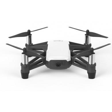 DJI Ryze Tello (Global) NRG Kit with 3 extra batteries (966) - Toy Drone, 5MP,  HD720p 30fps camera, max. 100m height/28.8kmph speed, flight time 13min, Battery 1100mAh, 80g, White