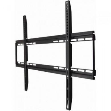 "TV-Wall Mount for 32-70""- Gembird ""WM-70T-01"", Tilt, max. 50 kg, Tilting angle 15°, Distance TV to Wall: 40 mm, max. VESA 600 x 400, Black"