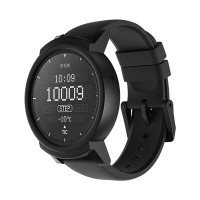 Ticwatch  E by Mobvoi, Shadow Black, 1.4