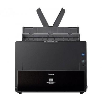 Document Scanner Canon DR-C225 II, ADF (30 sheets - 50-80g/m2), 3-colour (RGB) LED, CMOS CIS 1 Line Sensor,  Front/ Back/ Duplex, B&W 25ppm/50ipm - colour 25ppm/50ipm, 600 x 600dpi, 24-bit colour, Daily Duty Cycle: 1500 scans/day, USB 2.0, W2,7kg