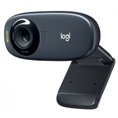 Logitech HD Webcam C310, Microphone, HD 720p video calls & recording, 5 Megapixel Images, USB 2.0