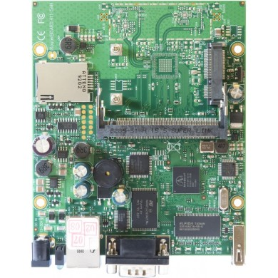 Mikrotik RouterBOARD 411U (RouterOS L4) without case and PSU, just MB