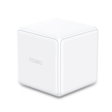 "XIAOMI ""Mi Smart Home Cube White"", White, Smart Sensor Cube, Remote control of all your smart home devices, Compact design 6 kinds of action"