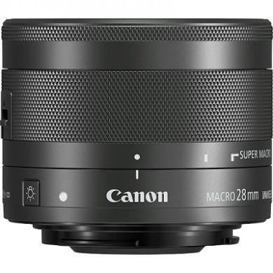Prime Lens Canon EF-M 28 mm f/3.5 Macro IS STM (1362C005)
