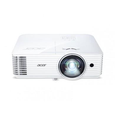 ACER S1286H (MR.JQF11.001), DLP 3D, XGA, Short Throw, 1024x768, 3500lm, 20000/1, HDMI, 2.7kg, EURO EMEA