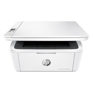 All-in-One Printer HP LaserJet Pro MFP M28w, White, A4, up to 18ppm, Wi-Fi 802.11b/g/n, 32MB, 2-line LCD, 600dpi, up to 8000 pages/monthly, PCLmS, URF, PWG, HP ePrint, Hi-Speed USB 2.0, CF244A (~1000 pages 5%), Starter ~500 pages, USB cable included