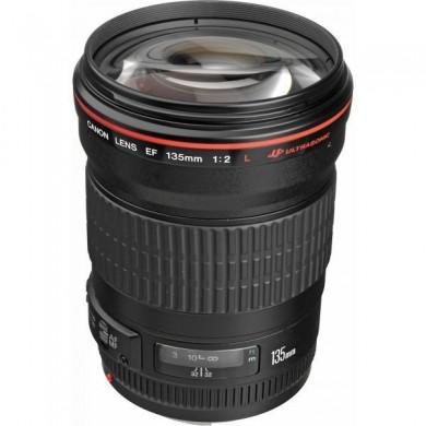 Prime Lens Canon EF 135 mm f/2.0L USM (2520A015)