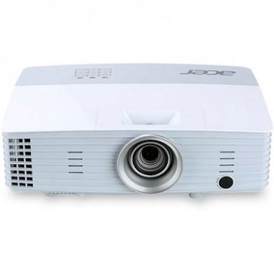 ACER P5227 (MR.JLS11.001) DLP 3D, XGA, 1024x768, 20000:1, 4000Lm, 4000hrs (Eco), HDMI (MHL), VGA x 2, USB-A, Wi-Fi (optional), RJ-45, 2 x 10W Stereo Speaker, Bag, 2.5kg