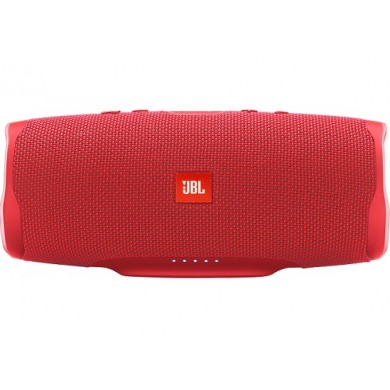 JBL Charge 4 Red / Bluetooth Portable Speaker, 30W (2x15W) RMS, BT Type 4.2, Frequency response: 60Hz-20kHz, IPX7, Speakerphone, 7800mAh power bank USB 5V / 2A, JBL Connect+,  JBL Bass Radiator, Power Supply: 5V / 2.3A, Battery life (up to) 20 hr