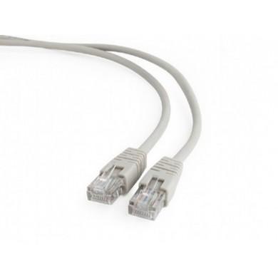 Patch cord UTP Cat.5e  - SVEN - 1.5m - gray, Patch cord UTP Cat5/5e, 1.5 m