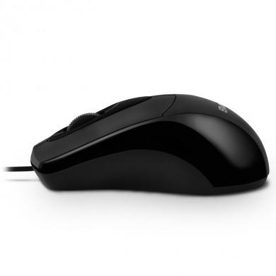 SVEN RX-110, Optical Mouse, 1000 dpi, PS/2, Black