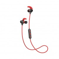 Edifier W280BT Red / Bluetooth In-ear headphones with microphone, BT Type 4.1, Dynamic driver 8 mm, Frequency response 20 Hz-20 kHz, 3-button remote with microphone, Splash Resistant IPX4, weight 16g.