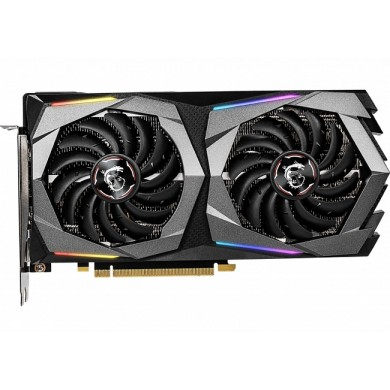 MSI GeForce RTX 2060 GAMING Z 6G /  6GB GDDR6 192Bit 1830/14000Mhz, 1x HDMI, 3x DisplayPort, Dual fan - TWIN FROZR 7 Thermal Design (Zero Frozr/Airflow Control Technology), TORX Fan3.0 with Double Ball Bearings, RGB Mystic Light, Retail