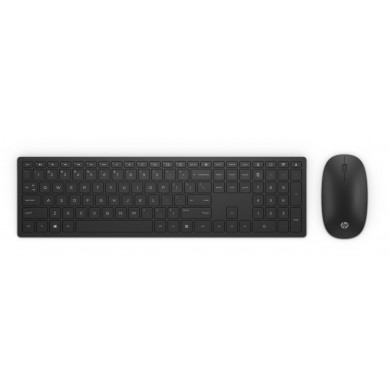 HP Pavilion 800 Wireless Keyboard and Mouse, Black