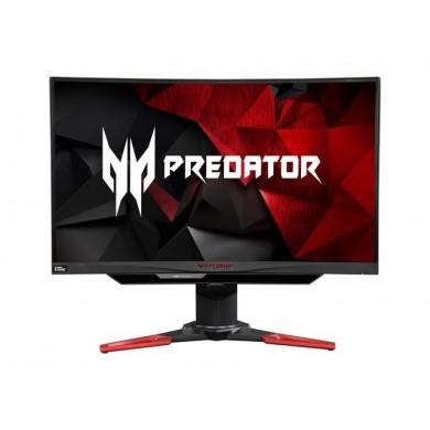 """27.0"""" Gaming monitor ACER Predator Z271U [UM.HZ1EE.001] / Curved / 1ms / 144Hz / Black/Red"""