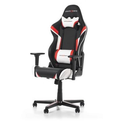Fotoliu Gaming DXRacer Racing GC-R288-NRW-Z1/ 150kg / 165-195cm / Black/Red/White