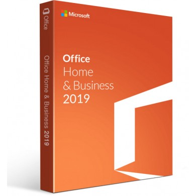 Office Home and Business 2019 Russian CEE Only Medialess