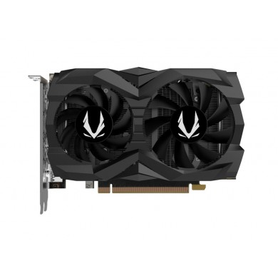 ZOTAC GeForce GTX 1660 Ti 6GB GDDR6, 192bit, 1770/12000Mhz, Dual Fan, 1xHDMI, 3xDisplayPort, FireStorm, Wide Array Aluminium Heatsink, 3x6mm Cooper Heatpipes, Curved&Wide Fan Blades, Lite Pack