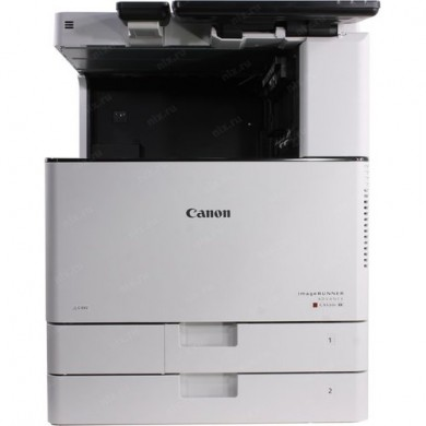 MFP Canon iR-ADV C3530i III,Color Printer/Copier/Color Scanner/Duplex,Net, option mandatory to buy! - DADF(100-sheet), A3-15ppm, A4-30ppm, 25–400% step 1%,RAM 3Gb,HHD 1Tb,2x550-sheet Cassette,52-220г/м2. Not in set - Toner C-EXV49Black_36k,Color_19k