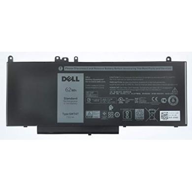 Dell 62WHr 4-CeII Battery, Customer Install, compatible with Dell Latitude E5270 E5450 E5470 E5550 E5570