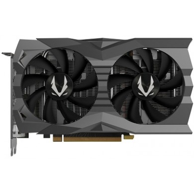 ZOTAC GeForce GTX 1660 Ti  AMP! Edition 6GB GDDR6, 192bit, 1860/12000Mhz, Dual Fan IceStorm 2.0 Cooling, 1xHDMI, 3xDisplayPort, 3x6mm Cooper Heatpipes, Wide Array Aluminium Heatsink, FireStorm, Metal Backplate, Medium Pack