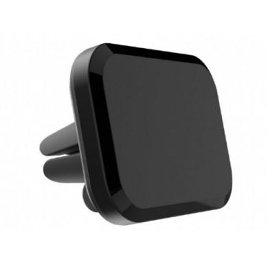 Gembird TA-CHM-01, Magnetic car smartphone holder, black, black