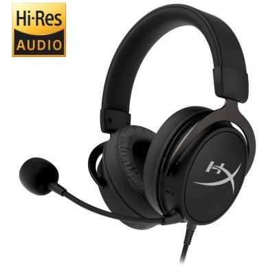 Casti Gaming Wireless HyperX Cloud MIX, Bluetooth/PC, black [HX-HSCAM-GM]