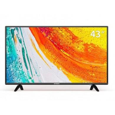 "43"" LED TV SKYWORTH 43E2A, Black, 1920x1080 (FHD), 250cd/m2,  Angle 176°, DTS TruSurround RMS 2x6W, HDMIx2, USBx2, WiFi+Lan, Coaxial, DVB-T/T2/C/S/S2, Vesa 100x100"
