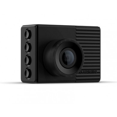 "Garmin Dash Cam 56 Full HD vehicle recorder, 2.0"" 320 x 240 pixels Display, 1440p@60fps,140 degrees, Micro SD, Incident Detection sensor automatically saves footage of collisions and incidents, Voice Control, Clarity HDR"
